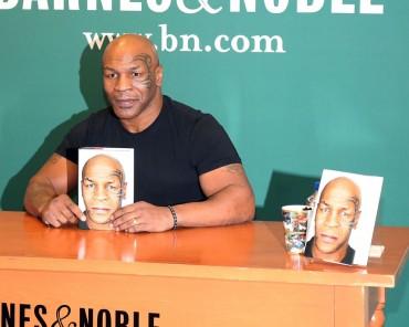 Mike Tyson asegura que subió varias veces drogado al ring