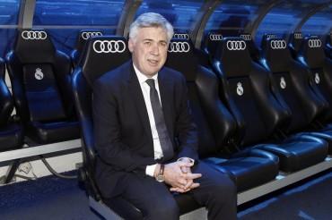 """Ancelotti: """"Hago una huelga si no dan el Balón de Oro a CR7"""""""