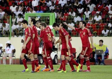 España, líder del ránking FIFA; Portugal quinta y Brasil décima