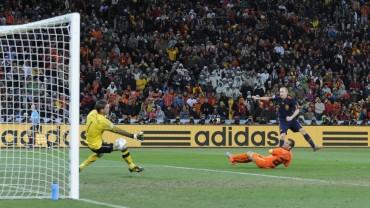 """Iniesta: """"En el Soccer City marqué el gol más de mi vida"""""""