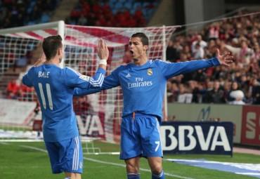 Manita del Madrid para el Almeria