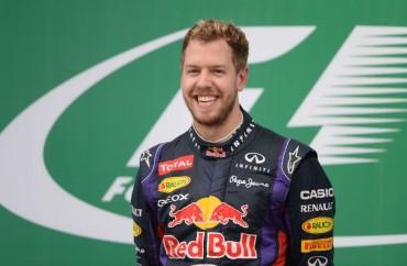 """Vettel: """"Estoy triste de que haya terminado la temporada"""""""