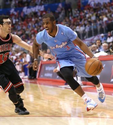 Los Clippers se exhibieron ante unos diezmados Chicago Bulls