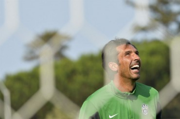 """Buffon, sobre el Balón de Oro: """"Voté a Pirlo, Cristiano y Messi"""""""