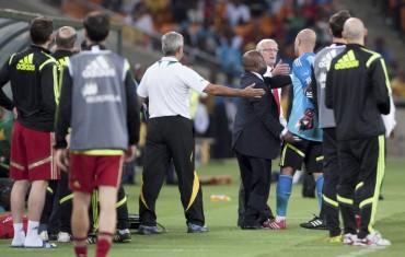La FIFA da validez al amistoso entre Sudáfrica y España