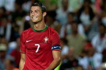Portugal de Cristiano Ronaldo jugara un amistoso en Marzo ante Honduras