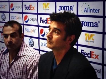 """Diego Vásquez: """"Estoy muy contento de regresa a Motagua"""""""