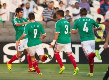 México derrota Argentina y esta en la Final del Mundial Sub 17