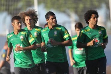Selección de Brasil se reune en Miami para enfretar a Honduras