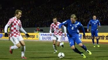 Islandia y Croacia, sin diferencias