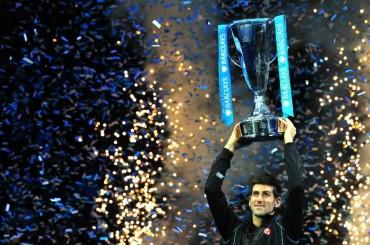Nadal pierde contra Djokovic la final de la Copa de Maestros