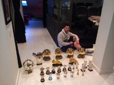 Matías Messi hermano de Leo Messi calienta las redes sociales