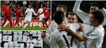Real Madrid  se impuso con solvencia al Galatasaray