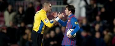 "Valdés: ""A Messi lo veo triste"""