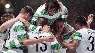 Agónico empate para el Celtic de Emilio Izaguirre