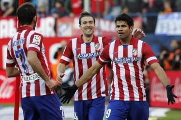 Victoria del Atlético en su pertinaz persecución al Barça