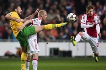 El Ajax de Amsterdam vence al Celtic
