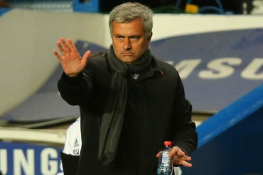 """Mourinho: """"Antes de los partidos, leo la Biblia en mi habitación"""""""
