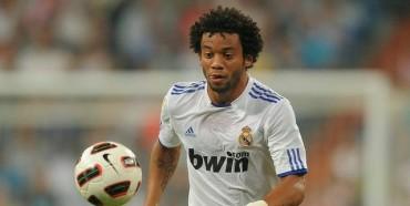 Dos semanas de baja para Marcelo