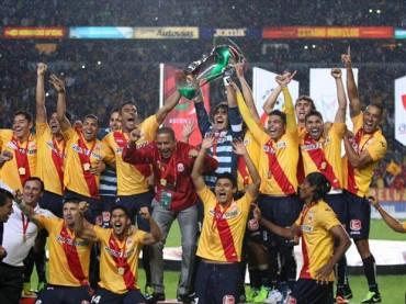 Morelia vence en penales al Atlas y conquista la Copa MX