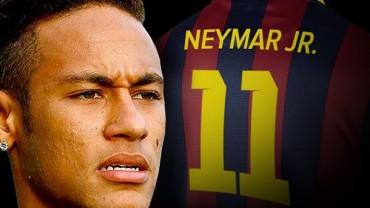 """Neymar: """"Convivir y jugar con Iniesta, Xavi y Messi es algo de otro mundo"""""""