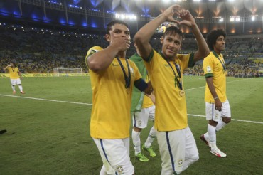 Thiago Silva no vota a Neymar para el Balón de Oro por error