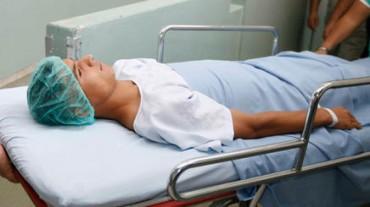 Gerson Rodas fuera por un mes debido a una fractura en la clavícula