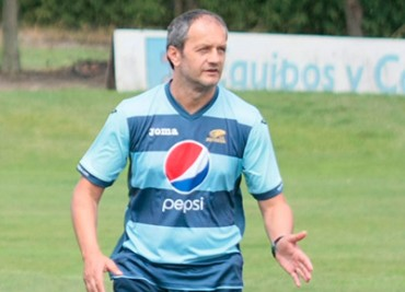 "Risto Vidakovic : ""En Motagua siempre se aspira a lo máximo"""