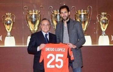 El Madrid duplicará la ficha de Diego López