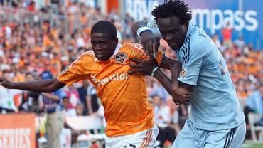 Dynamo Houston y el Sporting Kansas City no se hicieron nada
