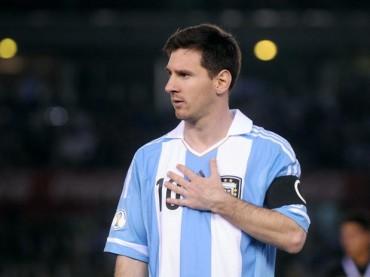 Messi, el más valorado para la Copa del mundo de Brasil 2014