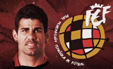 Del Bosque llama a Diego Costa