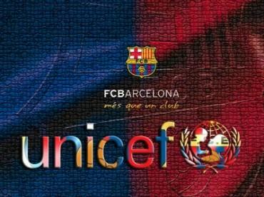 El Barça renueva con Unicef hasta 2016