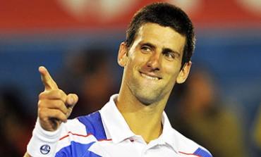 Djokovic, primer semifinalista del Bercy