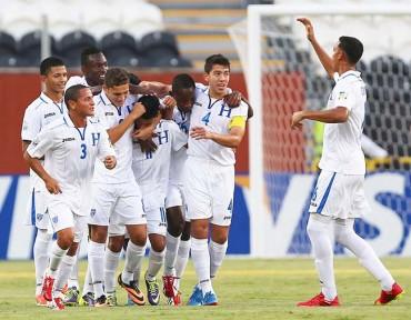 Honduras Sub-17 eliminada ante Suecia y pone fin al sueño catracho