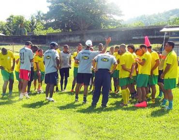 Parrillas One decididos a vencer al Olimpia hoy en Tela
