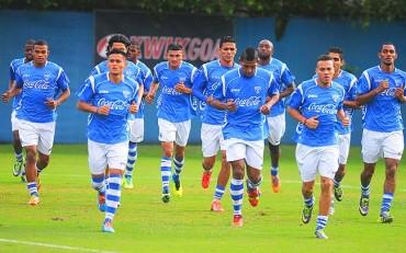La Bicolor entrena fuerte y con el deseo de ganarle a Brasil