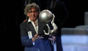 Jorge 'Mágico' González fue investido al Salón de la Fama del Fútbol