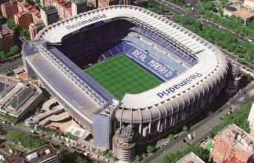El Bernabéu celebra la llegada de Xbox One y de FIFA 14
