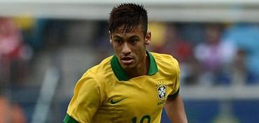Neymar opta al Premio Puskas 2013 junto a Ibrahimovic y Matic