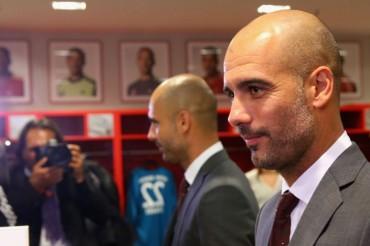 Guardiola,cobra más que 18 entrenadores de Primera juntos