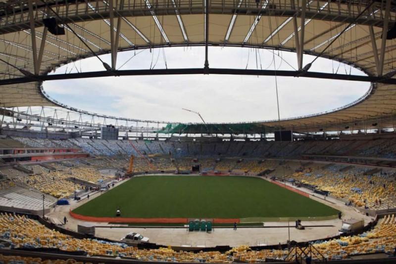La FIFA impone medidas para cuidar el césped de Maracaná
