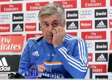 """Ancelotti: """"Morata se queda; ya veremos si es cedido en verano"""""""