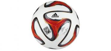 El próximo balón de la MLS… inspirado en el Brazuca del Mundial