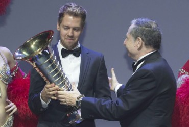 """Vettel: """"La nueva puntuación de la Fórmula 1 no tiene sentido"""""""
