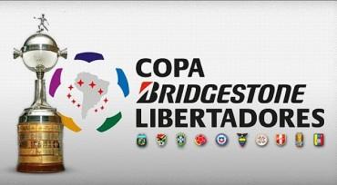 Sorteados los emparejamientos de la Copa Libertadores