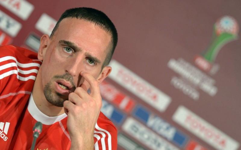 """Ribéry: """"Ampliar la votación del Balón de Oro fue una vergüenza"""""""