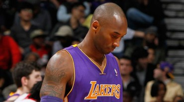 Kobe vuelve a lesionarse seis semanas de baja