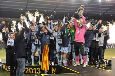Sporting Kansas City se coronó campeón de la MLS