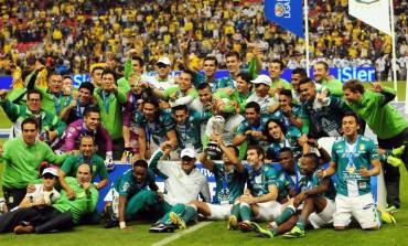 ¡León se coronó Campeón en la Liga Mexicana!